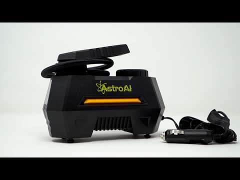 video AstroAI Air Compressor Tire Inflator