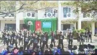 Nhảy dân vũ & flashmod cực chất -10A2-THPT PHẠM VĂN ĐỒNG(16-17)