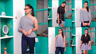 One skirt: 5 ways | how to style basics | fashion tips for girls | every girl needs to know. | NEHA