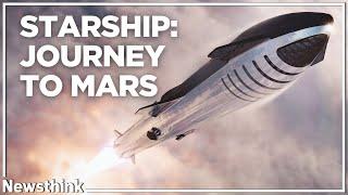 SpaceX's Starship: Journey to Mars