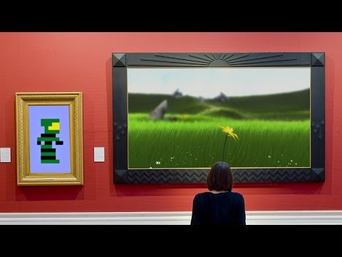 VIDEO GAMES Are ART! Smithsonian Picks 2 Games For Permanent Collection - Smashpipe News