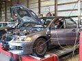 Mitsubishi Lancer Evolution IX MR Dyno