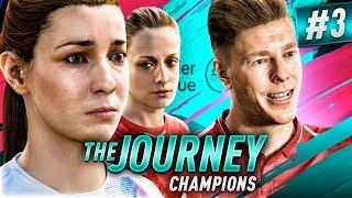 FIFA 19 THE JOURNEY ! 1ST GOAL!!
