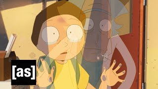 Rick and Morty vs. Genocider | A Special Rick and Morty Anime Short | Adult Swim Con