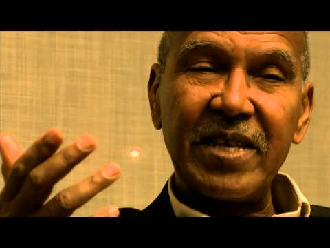 Nuruddin Farah Interview - YouTube