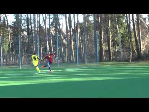 FC Bergedorf 85 - SC Condor U19 (Freundschaftsspiel) - Spielszenen | ELBKICK.TV