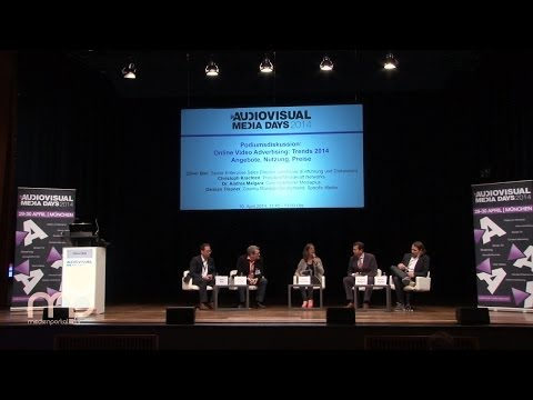 Diskussion: Online Video Advertising - Trends 2014