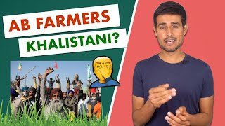 Farmers Protest in Delhi Explained by Dhruv Rathee Video HD