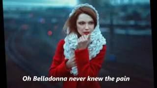 UFO-BELLADONNA(with lyrics)