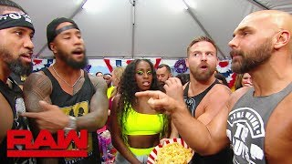 The Revival come to The Usos' Memorial Day block party: Raw, May 27, 2019