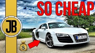 Top 5 Cheapest Supercars You Can Buy! (ALMOST AFFORDABLE)
