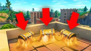 BEST LOOT SPOT on the NEW Fortnite Map