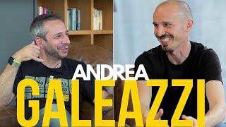 4 chiacchiere con Andrea Galeazzi