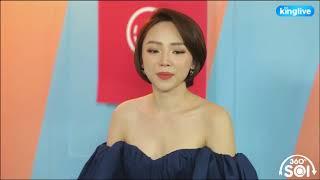 Tóc Tiên gọi điện thoại cho Touliver mời đóng MV và cái kết