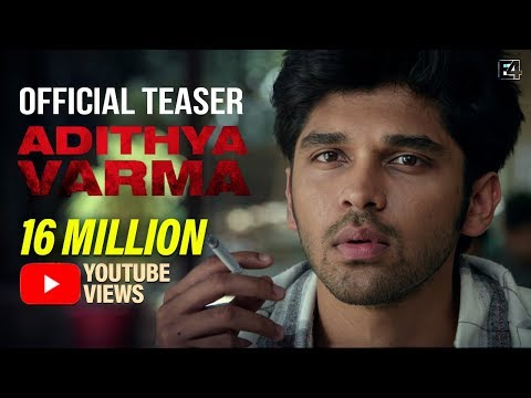 Adithya Varma | Official Teaser HD