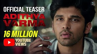 Teaser: Adithya Varma- Dhruv, the son of actor Vikram..