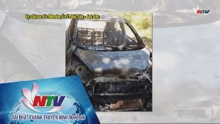 Xung quanh sự viêc hàng loạt xe Kia morning bốc cháy ở Nghệ An