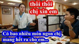 Thử vào nhà hàng Hàn Quốc gọi tất cả các món trong menu và cái kết cười té ghế