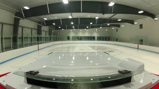 ENGO 170X ice resurfacer flood