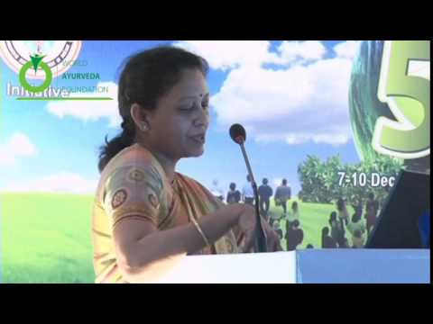 Effect of Maternal Ahara on Foetal Outcome - Speech Delivered by Dr.Neeru Nathani