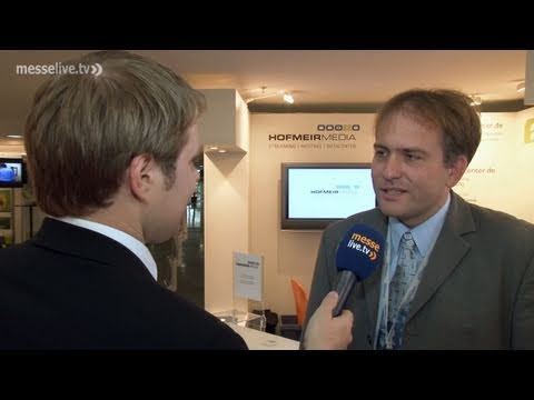 Interview: Hofmeir Media präsentiert IPTV und Video Hosting