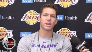 Luke Walton impressed by LeBron James, notes Lakers' defensive struggles | ESPN