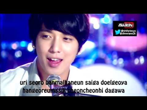 CNBLUE Jung Yonghwa - For the First-Time Lover (Banmal Song) Karaoke (Instrumental + Backup vocal)