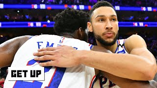 Have Joel Embiid and Ben Simmons played their last game together? | Get Up
