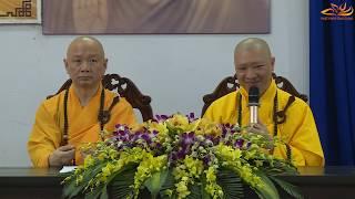 🔴LIVE STREAM KT85: Thầy Thích Thiện Thuận thuyết giảng