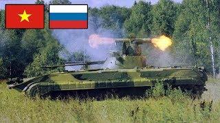 Báo Nga bắt đầu hoảng hốt Việt Nam chế tạo thành công hệ thống nạp đạn tự động trên BMP-1 siêu khủng