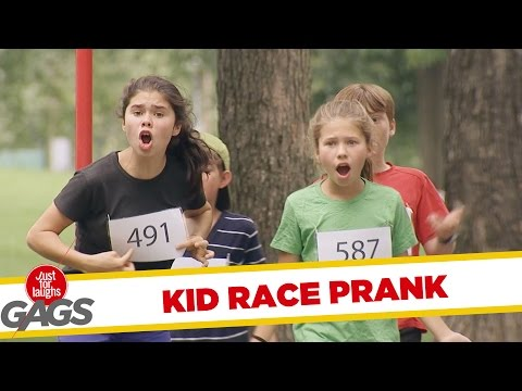 Police VS Kids Marathon