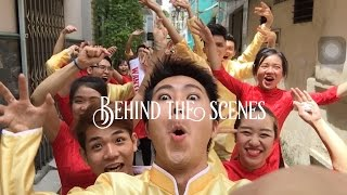 WEDDING FUNNY DANCE (BEHIND THE SCENES) - WHAT MAKES YOU BEAUTIFUL   ONE DIRECTION