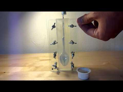 Gallium Spoon Mold Creating a Gallium Spoon With