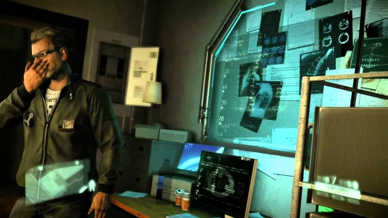 Nathan Gould - Crysis 2