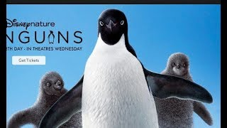 """Mr. Coat's Movie Reviews: Disneynature's """"Penguins"""" and """"High Life"""""""