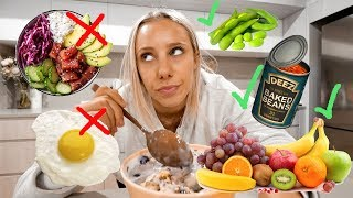WHAT I EAT IN A DAY | Plant Based Experiment FOR A WEEK