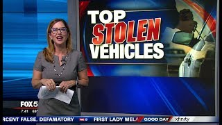 I-Team: 20-Year-Old Car Top Pick for Thieves