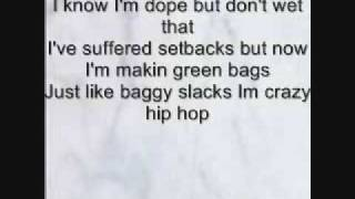Gang Starr- Mass Appeal ( w/ Lyrics)