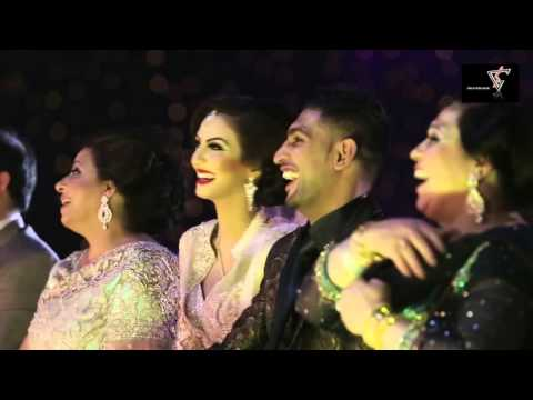 Amir Khan Wedding - Groundshaker DJ's