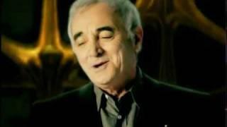 Charles Aznavour & Édith Piaf - Plus bleu que tes yeux (1997) HQ