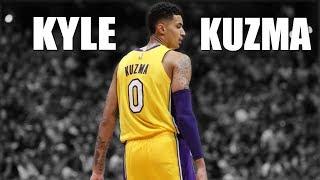 Kyle Kuzma︱Offical Rookie Highlights︱