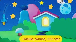 Twinkle Twinkle Little Star Nursery Rhymes For Kids Baby Songs Nursery Rhymes
