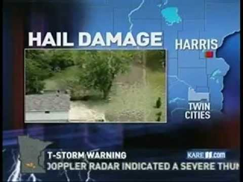 Abelard Construction Featured on Kare 11 News: Storm Damage and Property Repair