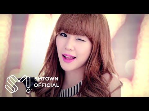 GIRLS' GENERATION-TTS 소녀시대-태티서 'TWINKLE' TEASER_TIFFANY