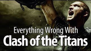 Everything Wrong With Clash Of The Titans (2010)