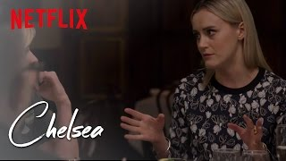 Orange Is The New Black Dinner Party | Chelsea | Netflix