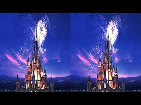 Walt Disney Pictures 3D Intro
