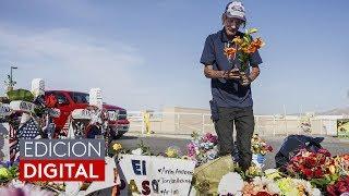 Más de 500 arreglos florales llegan al funeral de la mujer cuyo esposo pidió que lo acompañaran