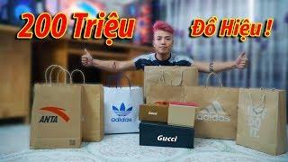 NTN - Bỏ 200 Triệu VNĐ Mua Đồ Hiệu Quay MV