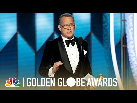 Tom Hanks Receives the Cecil B. deMille Award - 2020 Golden Globes